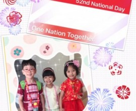 Lets ROCK on Racial Harmony & National Day